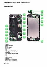 iPhone 6 + 6 Plus Apple Service Repair Manual - PDF Delivered fast!