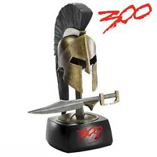 LEONIDAS SPADA Mini Display / Letter Opener. Noble Collection 300 MOVIE CASCO