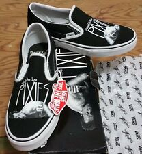 VANS X Death To The Pixies Slip-On Size 9.5 supreme wtaps syndicate vault