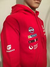 NEW - GASGAS TEAM FACTORY TXT RACING TRIALS BIKE / EC ENDURO PADDOCK HOODIE - L