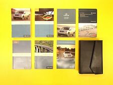 RX 350 SUV 08 2008 Lexus Owners Owner's Manual Set With Case And Navigation OEM