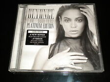 Beyoncé - I Am...Sasha Fierce [PLATINUM EDITION] (CD+DVD) - 2 CD's - 2009