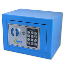 Asec Compact Digital/Electronic Keypad Safe with £1000 Cash/£10,000 Goods Rating