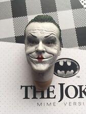 Hot Toys Batman THE JOKER (Mime Version) DX14 Figure 1/6 HEAD SCULPT