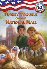 Capital Mysteries #14: Turkey Trouble on the National Mall A Stepping Stone Boo