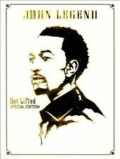 Get Lifted (Special Edition) by John Legend (CD/DVD, Dec-2005, 2-DISC SET)