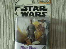 FIGURA STAR WARS MACE WINDU CARTOON NETWORK FIGURE NUEVA MINT NEW