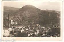 Bulgaria Occ. in Macedonia WWII 1940 Kratovo Mosque Town view