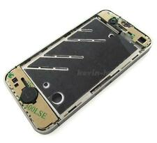 NEW IPHONE 4 MIDFRAME PARTS ASSEMBLY HOUSING MIDDLE FRAME CHASSIS BEZEL EVHG
