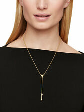 NWT $68 Kate Spade New York love list heart and arrow y necklace romantic GIFT!!
