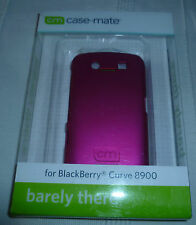 blackberry curve 8900 barely there case  by CASE-MATE pink