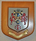 Dungannon District Council wall plaque shield crest coat of arms mid Ulster