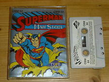 Superman - The Man of Steel  - Commodore 64 (C64)