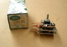 NOS GENUINE LAND ROVER 12V ACR TYPE ALTERNATOR RECTIFIER SERIES &  RRC RTC4252