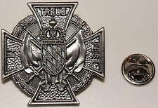 Eisernes Kreuz In Treue Fest Militaria l Anstecker l Abzeichen l Pin 227