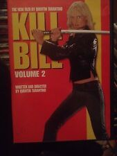 Kill Bill Vol.2 (DVD, 2004) quentin tarantino, region 1