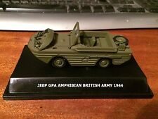Wemi Military Collection 1/43 Scale Jeep GPA Amphibian British Army 1944 - Boxed