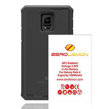 Samsung Galaxy Note 4 Extended Battery Zerolemon Samsung Galaxy Note 4 10000m...