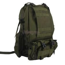 Large Backpack Bag SPORTS HIKING MILITARY TACTICAL ASSAULT MOLLE Rucksack US