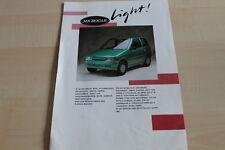117176) EMC Microcar Light Prospekt 199?