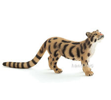 Mojo Fun 387172 Clouded Leopard Wild Animal Toy Model Replica New - NIP