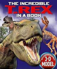 The Incredible T. Rex in a Book-ExLibrary