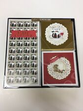 Hallmark Crumbly Christmas Multi Design Card Box 18 Cards 11403147