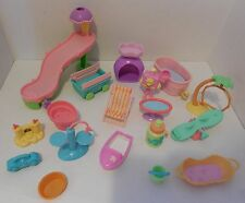 Littlest Pet Shop LPS Lot Of 18 Accessories Toys Variety Lot