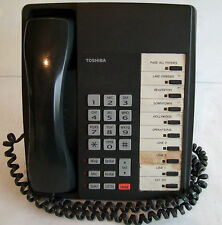Toshiba DKT3010-S Corded Telephones.             LOT QTY             GUARANTEED