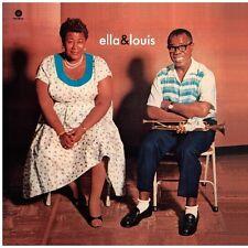 Ella Fitzgerald - Ella Fitzgerald & Louis Armstrong [New Vinyl] 180 Gram
