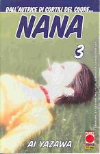 Planet Manga - Nana 3 - Manga Love 25 - Esaurito - Usato