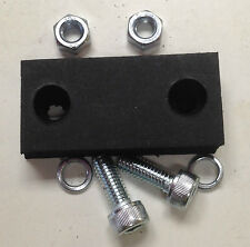 *Massey Ferguson Tractor 35,35x 135 Seat to Bumper Rubber, Bolts & Nuts  *