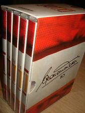 OPERA COMPLETA BOX COFANETTO 5 DVD FRANCESCO TOTTI L'UOMO DEI RECORD A.S. ROMA
