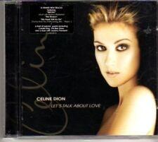 (BD288) Celine Dion, Let's Talk About Love - 1997 CD