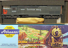 HO Athearn 4552 COTTON BELT EMD SD-40T-2 Tunnel Motor Locomotive SSW 8322 NIOB