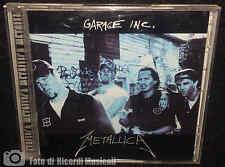 METALLICA - GARAGE INC Anno 1996 CD DOPPIO