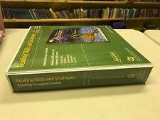 Holt Rinehart Winston Reading Skills & Strategies Handbook Binder Middle School