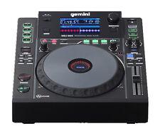 GEMINI MDJ-900 - PRO DJ MEDIA PLAYER - CD / MP3 / USB / MIDI Auth. Dealer