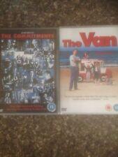The Commitments / The Van (DVD, 2010) Uk Region 2