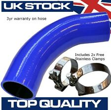 BMW 3series E46 318d 320d TURBO EGR SILICONE HOSE INTERCOOLER 11617799397 Blue