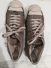 Men Converses (trainers) Made By Jack Parcel Size UK 9 / EU 44