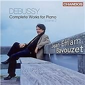 Debussy: Complete Works for Piano CD NEW