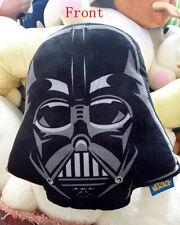 "15"" Star Wars Darth Vader Sith Sword Plush Stuffed Pillow Cushion Doll Black"