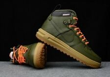 Shoes Nike Air Force One 1 AF Lunar Duckboot's New 2017 Jay-Z Sneakers Man Uomo