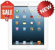NEW Apple iPad 2 64GB, Wi-Fi + AT&T (Unlocked), 9.7in - White