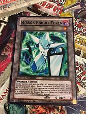 Orica Cosplay card Mirror Knight Token custom card! Common!
