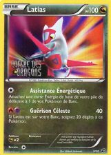 LATIAS 100PV PROMO COFFRE DES DRAGONS 9/20 - NEUF CARTE POKEMON