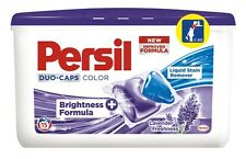 PERSIL Lavender Freshness Color Duo-Caps 15 Laundry Washing Machine Capsules