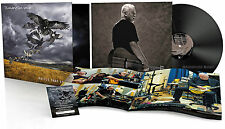 DAVID GILMOUR LP Rattle That Lock +  16 Page Lyric BOOK + DOWNLOADS of CD