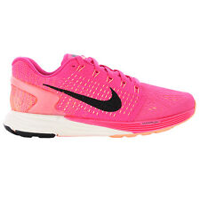 Womens Nike LUNARGLIDE 7 Running Shoes -Pink Foil -747356 600 -Sz 6.5 -New